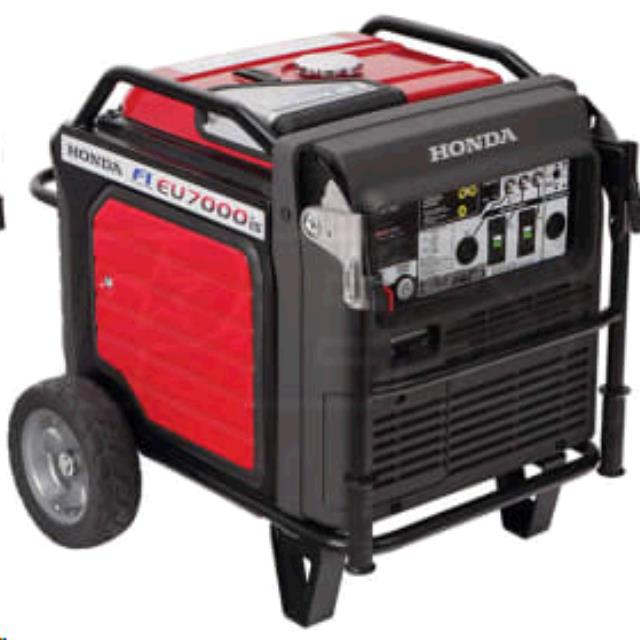 Where to find GENERATOR 7KW Honda in North Platte