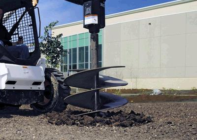 Where to find AUGER DRIVE SKID LOADER in North Platte