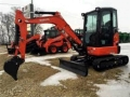 Rental store for MINI EXCAVATOR CAB W THUMB in North Platte NE